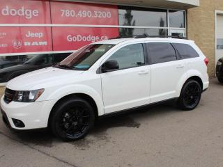 Used 2014 Dodge Journey SXT / BLUETOOTH / BLACK RIMS for sale in Edmonton, AB