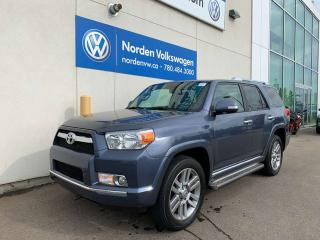 Used 2010 Toyota 4Runner Limited 4WD for sale in Edmonton, AB