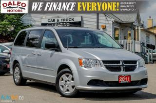 Used 2011 Dodge Grand Caravan SE for sale in Hamilton, ON