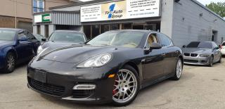 Used 2010 Porsche Panamera Turbo for sale in Etobicoke, ON