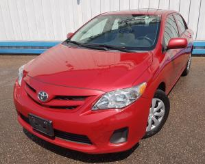 Used 2013 Toyota Corolla CE *SUNROOF* for sale in Kitchener, ON