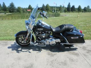 Used 2018 Harley-Davidson ROAD KING FLHR for sale in Blenheim, ON