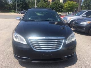 Used 2011 Chrysler 200 Limited for sale in Scarborough, ON