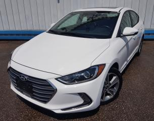 Used 2018 Hyundai Elantra GLS *LEATHER-SUNROOF* for sale in Kitchener, ON