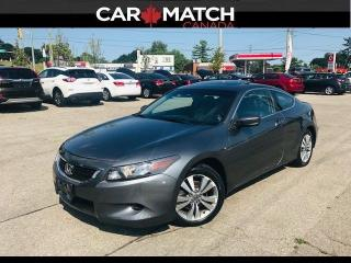 Used 2008 Honda Accord EX-L / LEATHER / SUNROOF for sale in Cambridge, ON