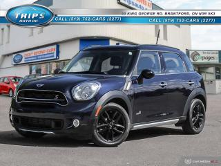 Used 2015 MINI Cooper Countryman S for sale in Brantford, ON