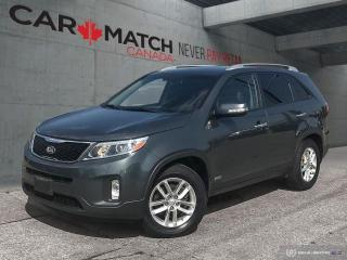 Used 2014 Kia Sorento LEATHER / ALLOY'S / NO ACCIDENTS for sale in Cambridge, ON