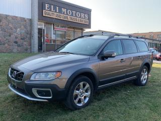Used 2010 Volvo XC70 PREMIUM  PKG. AWD. LEATHER. BLUETOOTH for sale in North York, ON