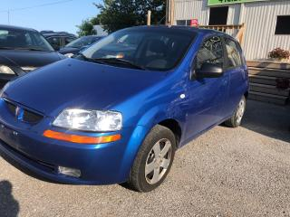 Used 2008 Pontiac Wave SE for sale in Pickering, ON