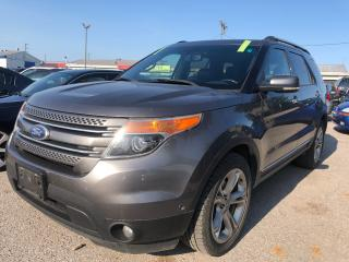 Used 2011 Ford Explorer LIMITED for sale in Pickering, ON