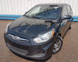 Used 2014 Hyundai Accent GL Hatchback *AUTOMATIC* for sale in Kitchener, ON