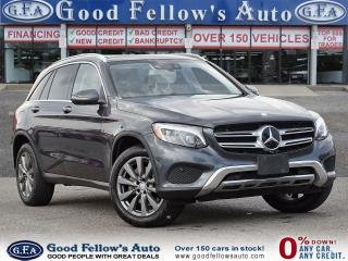 Used 2016 Mercedes-Benz GLC 300 GLC300 MODEL, 4MATIC, PANORAMIC ROOF, NAVIGATION for sale in Toronto, ON