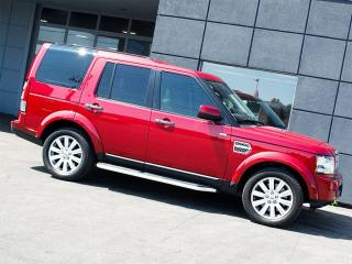 Used 2012 Land Rover LR4 HSE|LUX|NAVI|REARCAM|7 SEATS|RUNNING BOARDS for sale in Toronto, ON