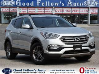 Used 2017 Hyundai Santa Fe Sport SPORT PREMIUM, AWD, REARVIEW CAMERA, POWER SEAT for sale in Toronto, ON