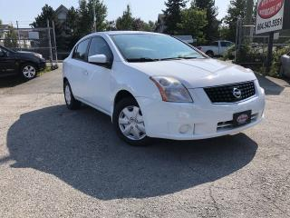 Used 2008 Nissan Sentra 2.0 for sale in Surrey, BC