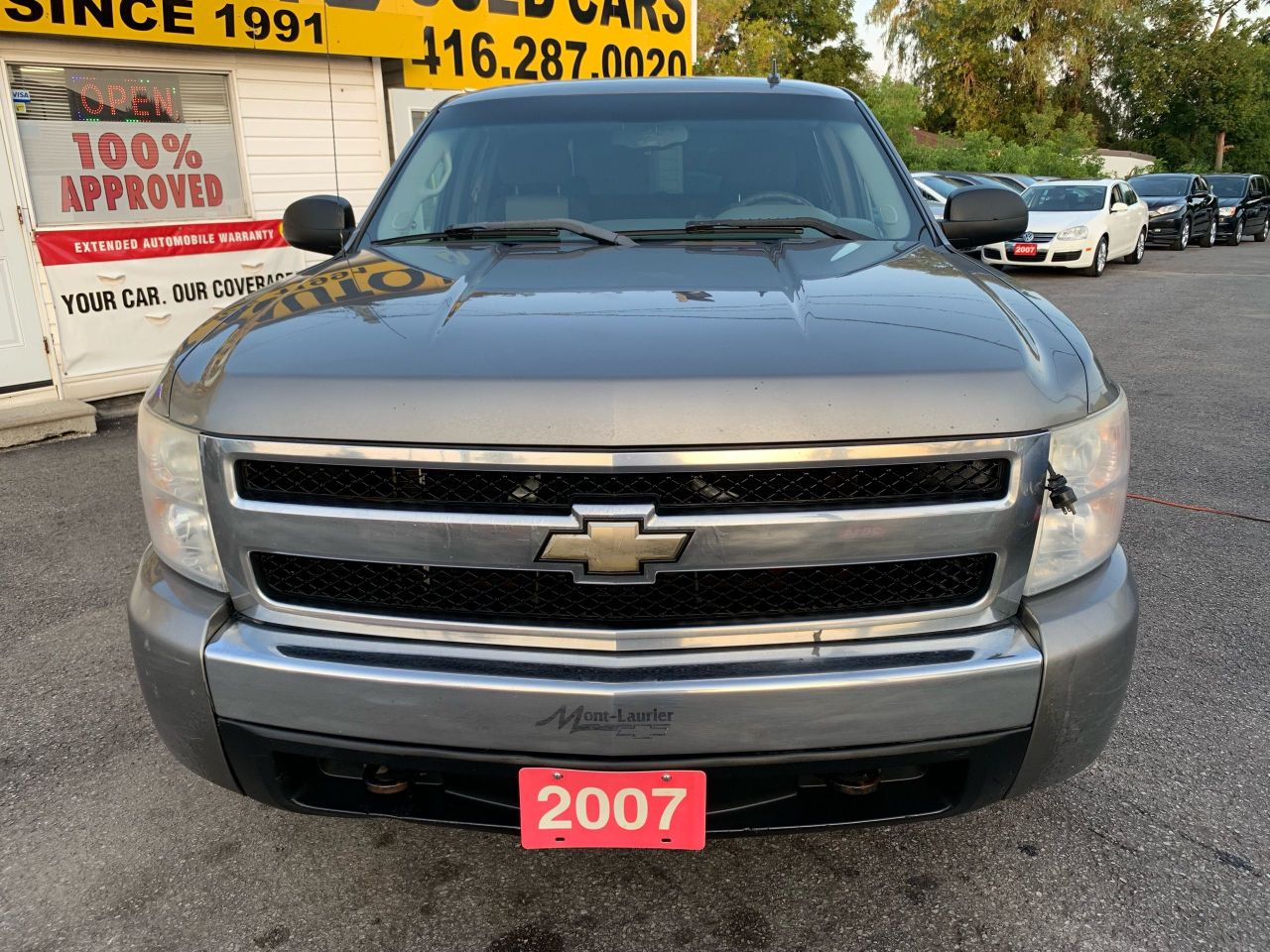 2007 Chevrolet Silverado 1500