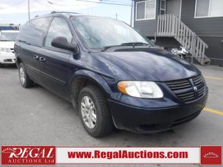 Used 2005 Dodge Grand Caravan SE WAGON for sale in Calgary, AB