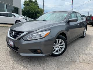 Used 2016 Nissan Altima *BLUETOOTH* for sale in London, ON