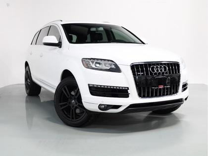 Used 2011 Audi Q7 TDI 7-PASS PANO BOSE AUDIO for Sale in