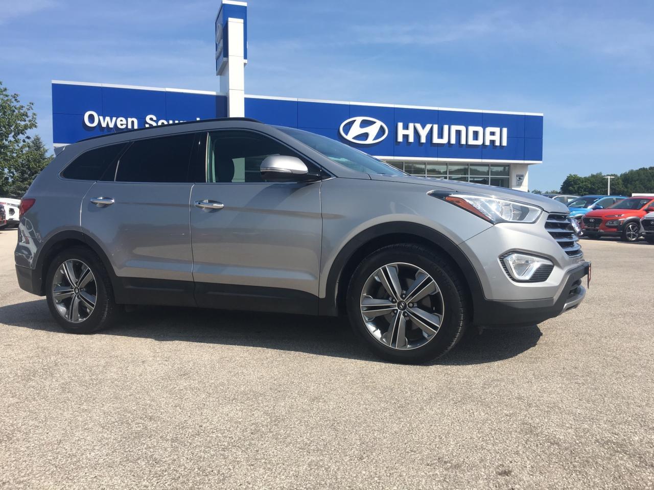 Used 2015 Hyundai Santa Fe Xl Limited For Sale In Owen Sound