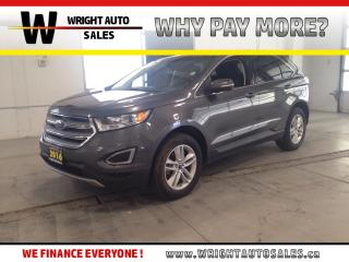 Used 2016 Ford Edge SEL|BACKUP CAMERA|BLUETOOTH|117,651 KMS for sale in Cambridge, ON
