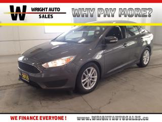 Used 2015 Ford Focus SE|BLUETOOTH|BACKUP CAMERA|65,624 KMS for sale in Cambridge, ON