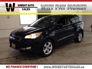 Used 2015 Ford Escape SE|MOON ROOF|LEATHER|BACKUP CAMERA|78,389 KMS for sale in Cambridge, ON