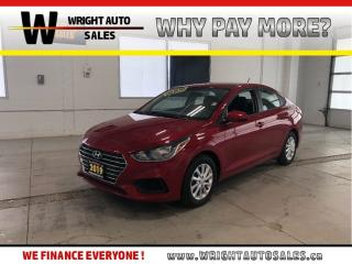 Used 2019 Hyundai Accent Preferred APPLE CAR PLAY/ANDROID AUTO 20,036 KMs for sale in Cambridge, ON