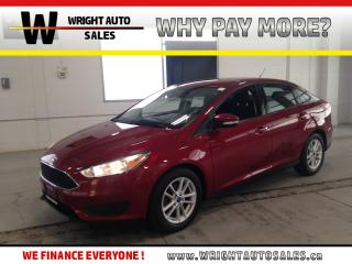 Used 2015 Ford Focus SE|BACKUP CAMERA|HEATED SEATS|25,144 KMs for sale in Cambridge, ON