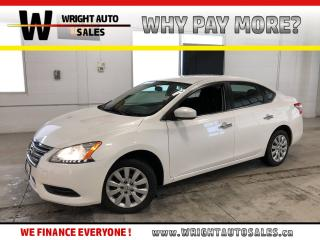 Used 2014 Nissan Sentra S|LOW MILEAGE|BLUETOOTH|38,453 KMS for sale in Cambridge, ON