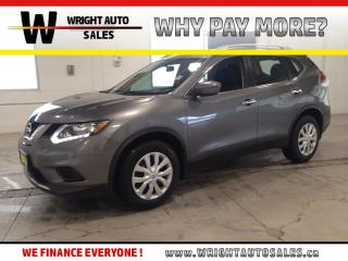 Used 2016 Nissan Rogue S|BACKUP CAMERA|KEYLESS ENTRY|127,627 KMs for sale in Cambridge, ON