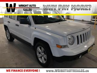 Used 2014 Jeep Patriot Sport|4X4|LEATHER|BACKUP SENSORS|142,825 KM for sale in Cambridge, ON