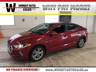 Used 2017 Hyundai Elantra |LOW MILEAGE|BACKUP CAMERA|HEATED SEATS|17,160 KM for sale in Cambridge, ON