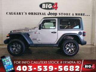 Used 2018 Jeep Wrangler Rubicon | LED's | NAV | Tow Pkg for sale in Calgary, AB