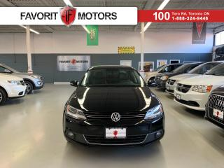 Used 2014 Volkswagen Jetta Highline **CERTIFIED!** |LEATHER|SUNROOF|BACKUP| for sale in North York, ON