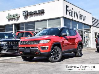Used 2019 Jeep Compass Trailhawk for sale in Burlington, ON