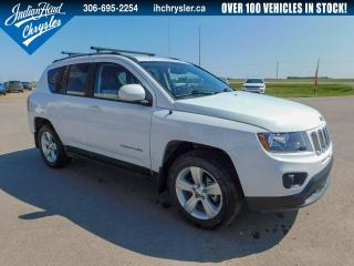 Used 2016 Jeep Compass North 4x4 | Leather | Bluetooth | Remote Start for sale in Indian Head, SK