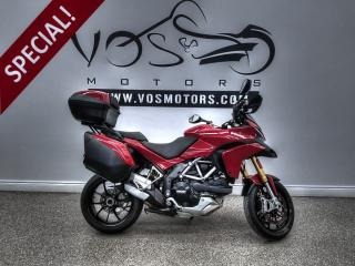 Used 2012 Ducati Multistrada 1200 S Touring - No Payments For 1 Year** for sale in Concord, ON