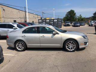 Used 2010 Ford Fusion 2010 Ford Fusion - 4dr Sdn V6 SEL AWD for sale in St. Catharines, ON