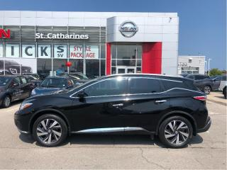 Used 2015 Nissan Murano 2015 Nissan Murano - AWD 4dr Platinum for sale in St. Catharines, ON