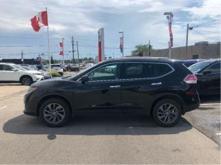 Used 2016 Nissan Rogue 2016 Nissan Rogue - AWD 4dr SL for sale in St. Catharines, ON
