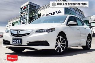 Used 2017 Acura TLX 2.4L P-AWS No Accident| 7 Yrs Warranty|Bluetooth for sale in Thornhill, ON