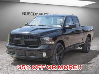 New 2019 RAM 1500 Classic SLT Black Appearance for sale in Mississauga, ON