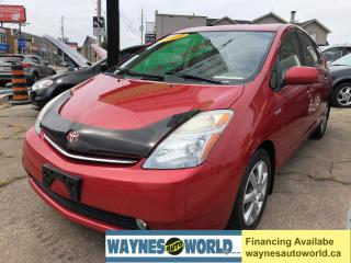 Used 2008 Toyota Prius HYBRID*LOW MILEAGE*BLUETOOTH*KEYLESS ENTRY for sale in Hamilton, ON