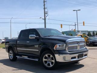 Used 2018 RAM 1500 Laramie**ECO Diesel**Leather**NAV**Sunroof for sale in Mississauga, ON