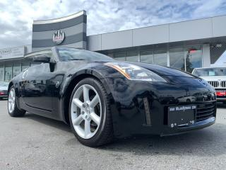 Used 2005 Nissan 350Z GT CONVERTIBLE 6SPD LOADED ONLY 114KM for sale in Langley, BC