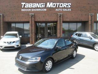 Used 2016 Volkswagen Jetta 1.4 TSI - BIG SCREEN - REAR CAM - HEATED SEATS - BT for sale in Mississauga, ON