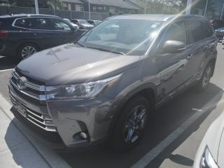 Used 2018 Toyota Highlander Limited AWD NAVI, LATHER ROOF for sale in Ottawa, ON