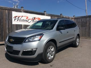 Used 2015 Chevrolet Traverse LS for sale in Stittsville, ON