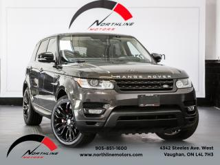 Used 2014 Land Rover Range Rover Sport Supercharged V8|Dynamic|Navigation|Pano Roof|Ventilated Seat for sale in Vaughan, ON